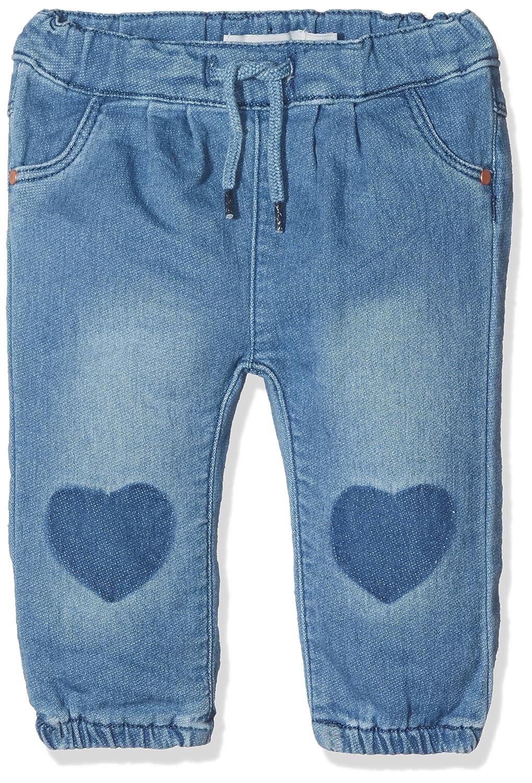 NAME IT Baby-Mädchen Jeans Nitarona SWE Reg/R DNM Pant F Nb 13144518
