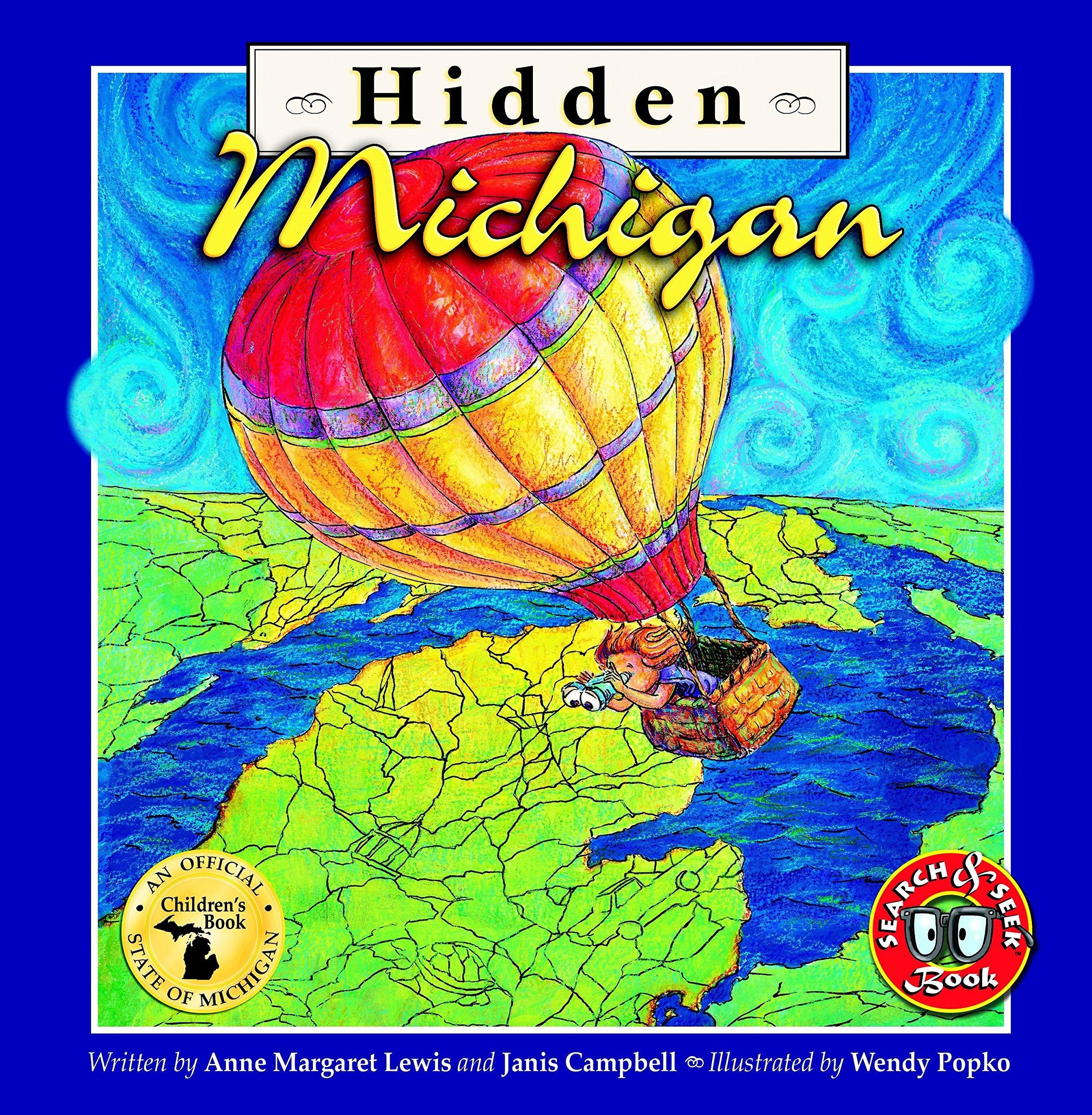 Download Hidden Michigan ebook