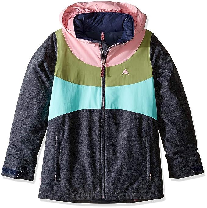 Amazon.com: Burton Hart - Chaqueta para niña: Clothing