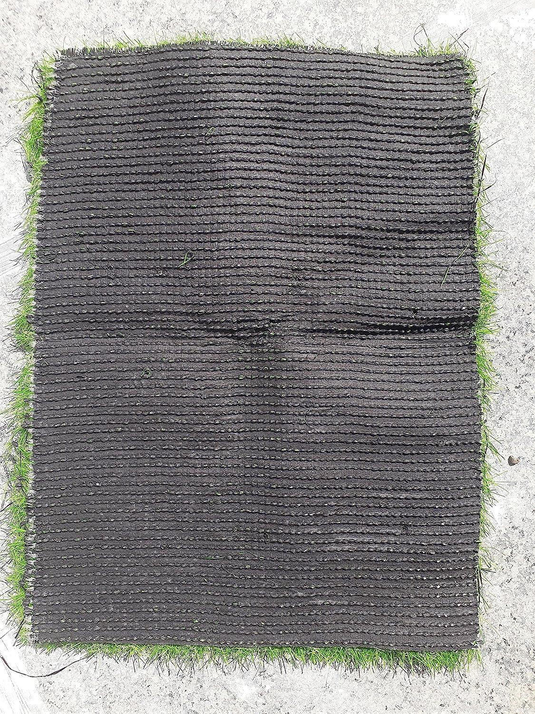 Super India Grass Plastic Mat 17x 24 Green Garden Evamat Bambu 30 Outdoors
