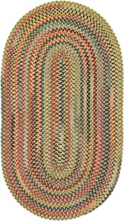 product image for Capel High Rock Multi Rug Rug Size: Concentric Square 8'6""