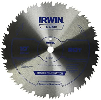 Irwin tools steel table miter circular saw blade 10 inch 80 irwin tools steel table miter circular saw blade 10 inch 80 tooth keyboard keysfo Images