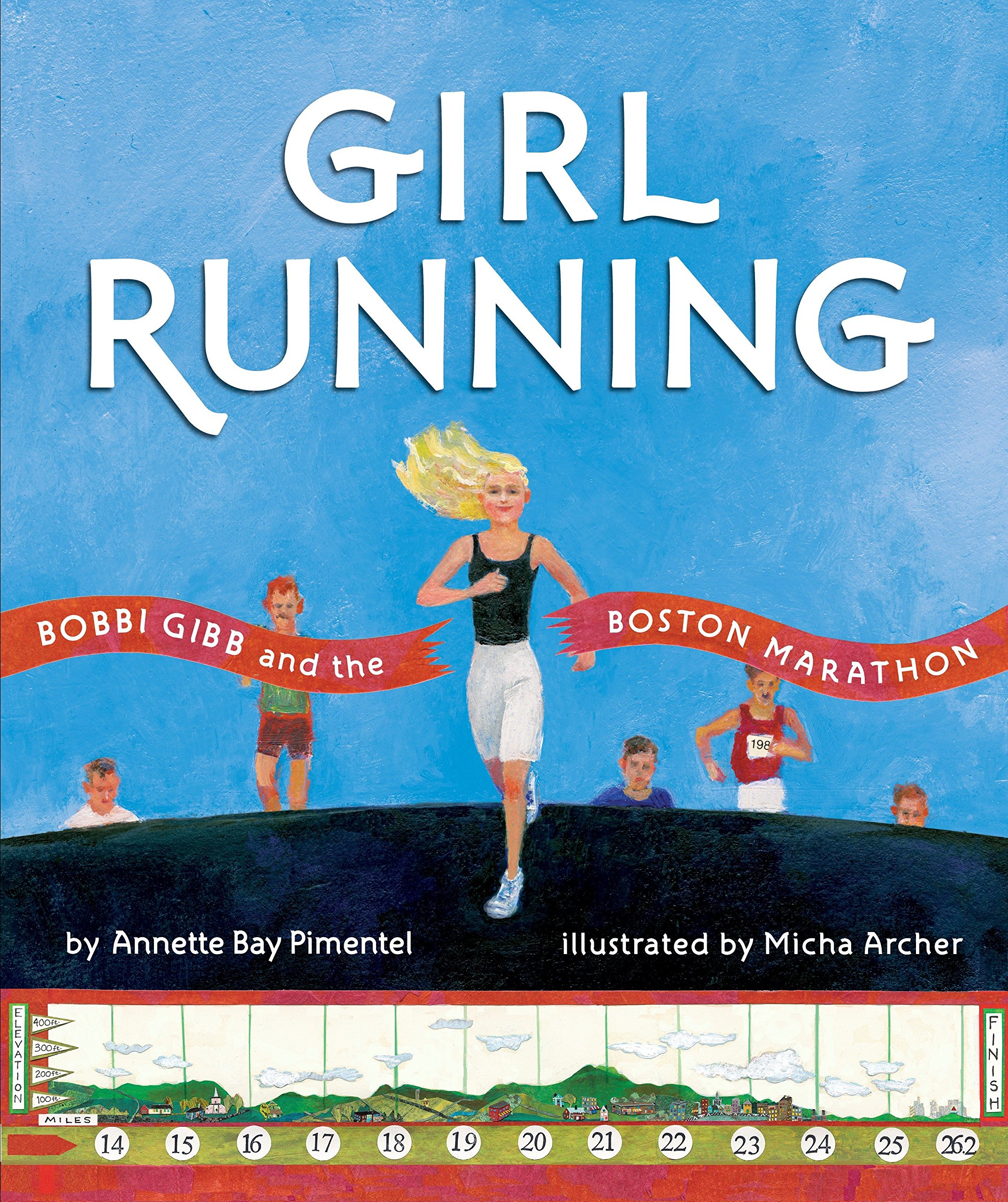 Image result for girl running picture book
