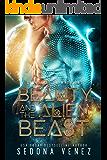Beauty and the Alien Beast: A SciFi Alien Warrior Romance (Galaxy Alien Warriors)