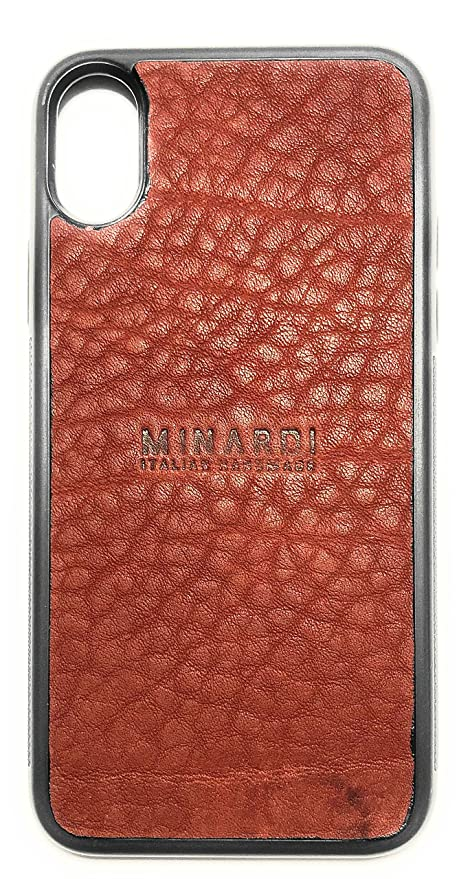 cover iphone in pelle