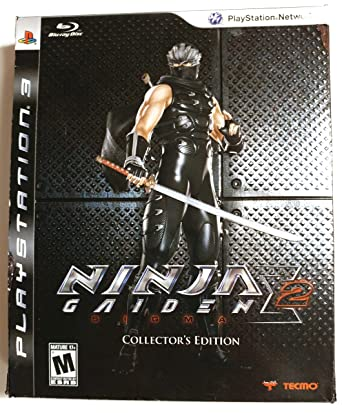 Amazon.com: Ninja Gaiden Sigma 2 Collectors Edition: Video ...
