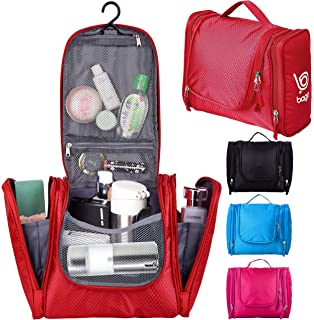 4ceebe082a47 Women Fashion Toiletry Bag Ladies Makeup Bag Multi Layer Cosmetic ...