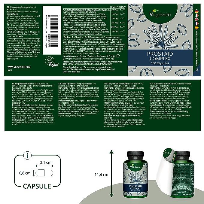 suplementos para próstata en la farmacia serenoa repension