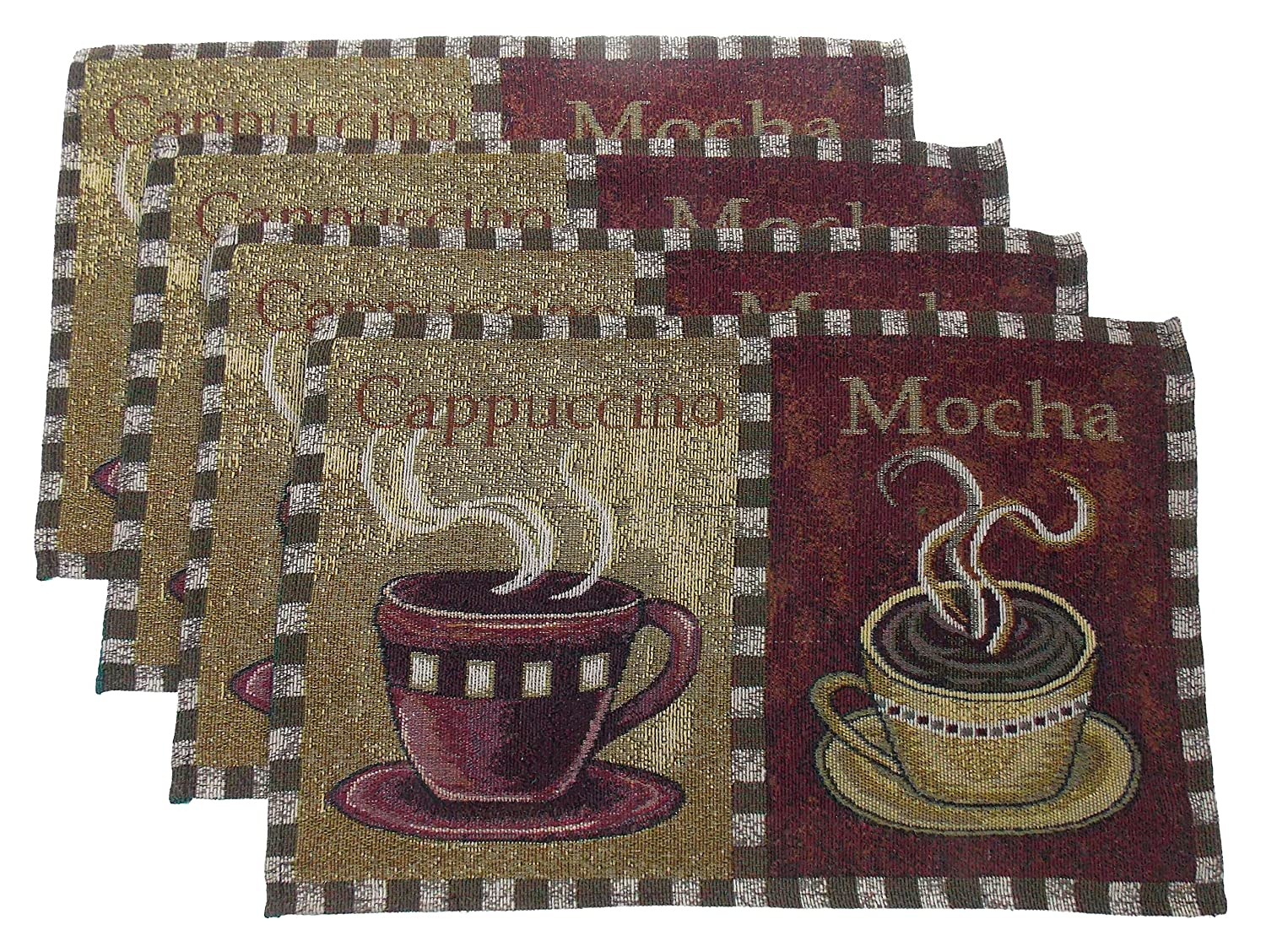 Coffee Mug Placemats Gift