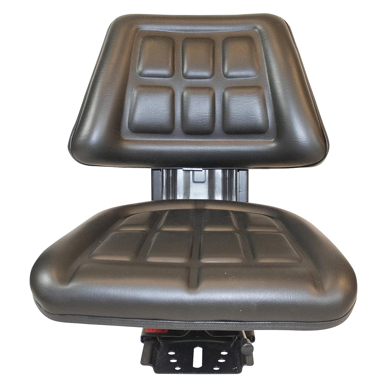 INTERNATIONAL HARVESTER IH 454, 464 574 584 TRIBACK STYLE TRAC SEATS BRAND UNIVERSAL TRACTOR SUSPENSION SEAT Stateline Distribution Inc. IH454-TRI