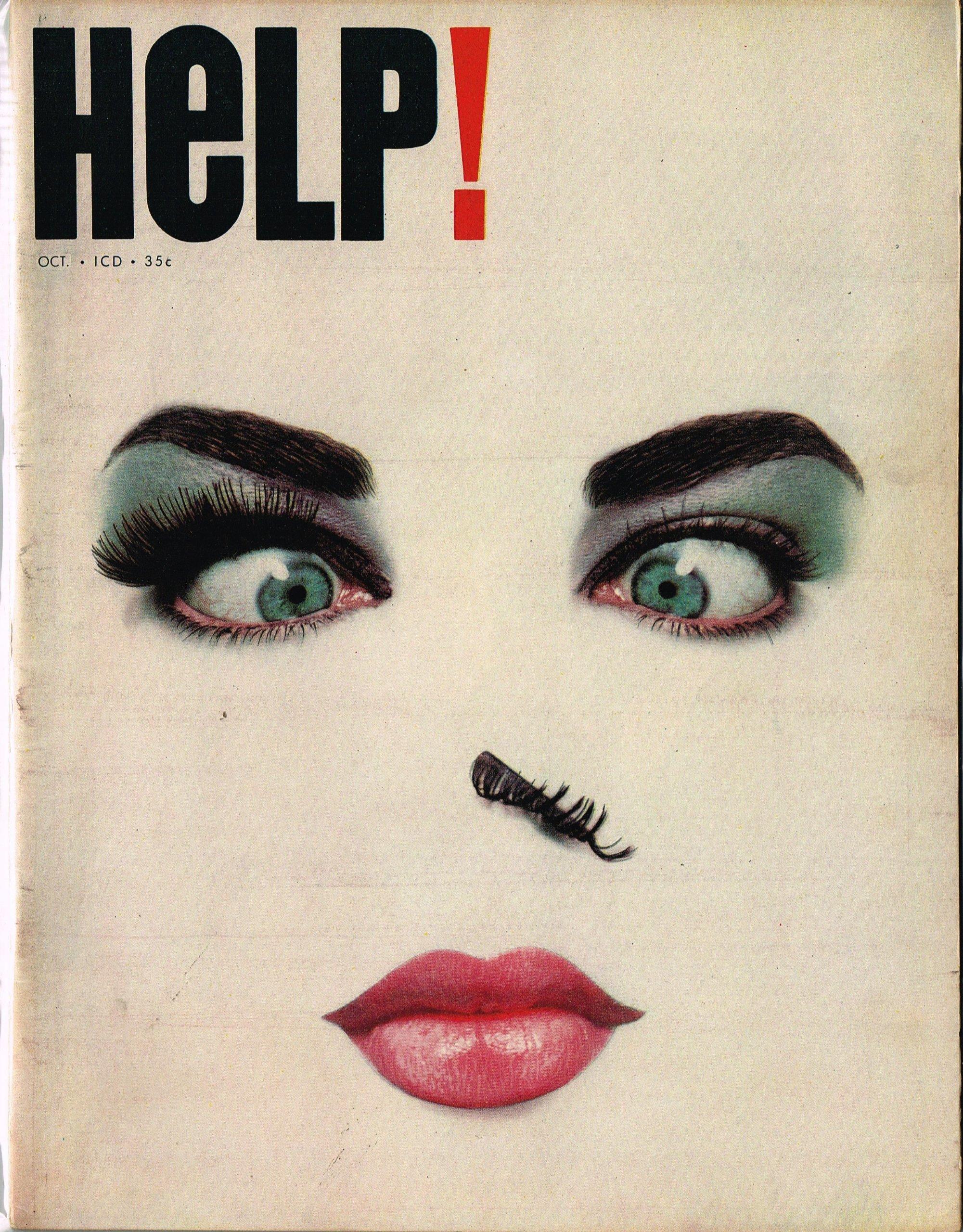 Help! Magazine (Vol. 2, No. 7 Oct. 1963): Harvey Kurtzman & Terry Gilliam:  Amazon.com: Books