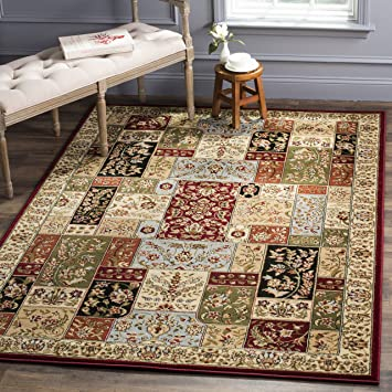 Amazon Com Safavieh Lyndhurst Collection Lnh318a Traditional Square