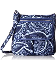 Vera Bradley Iconic Mailbag, Signature Cotton