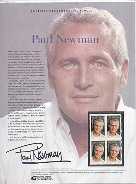 Amazon Paul Newman