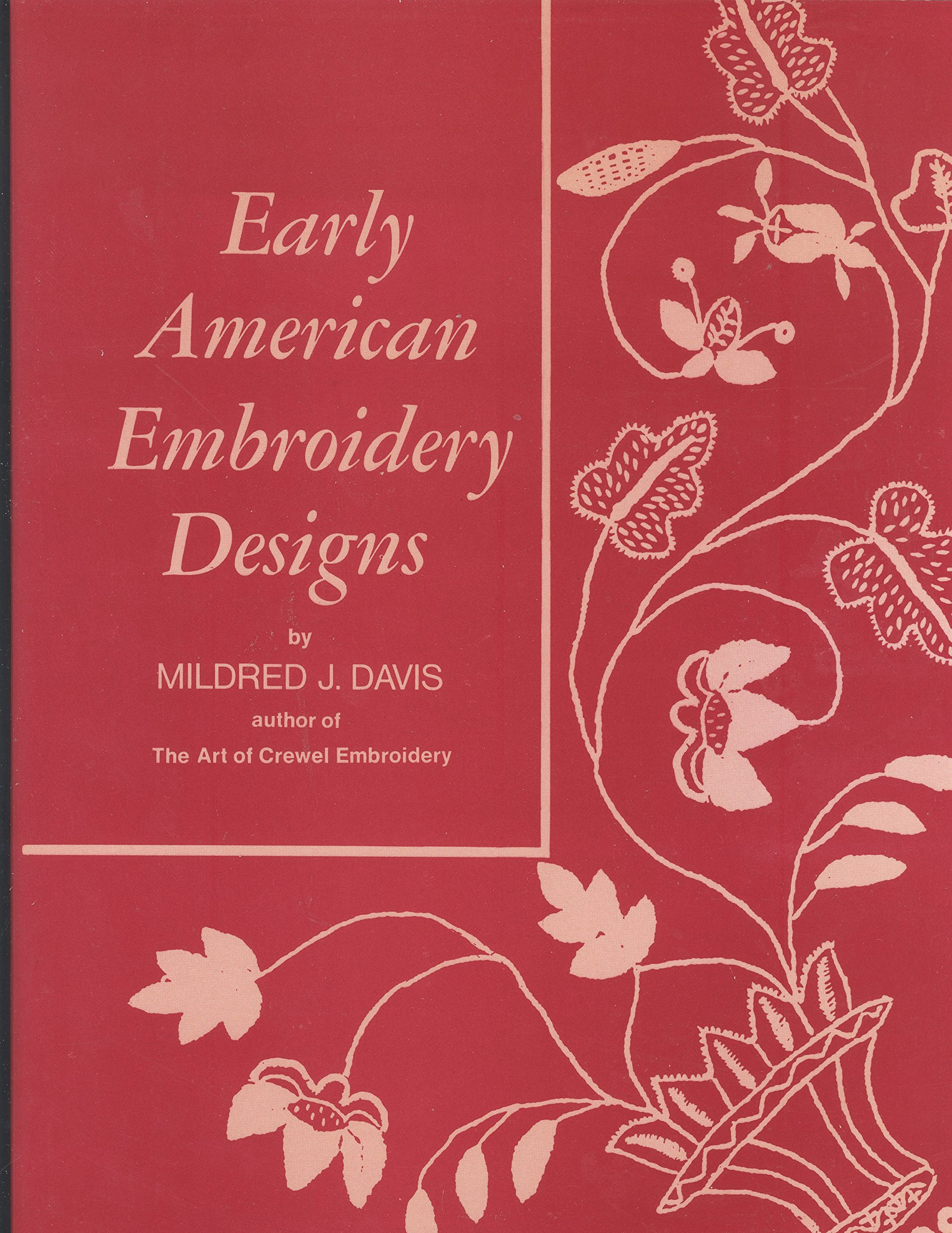 Early American Embroidery Designs