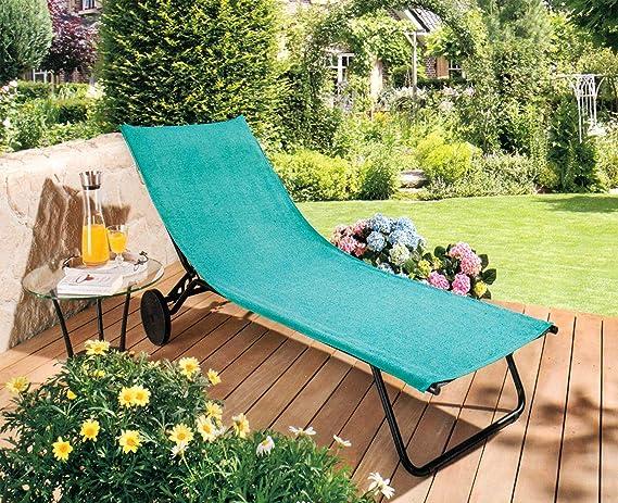 70 x 200 cm Brandsseller 94/% cotone e 6/% poliestere in spugna rivestimento per sedia a sdraio da giardino o da spiaggia