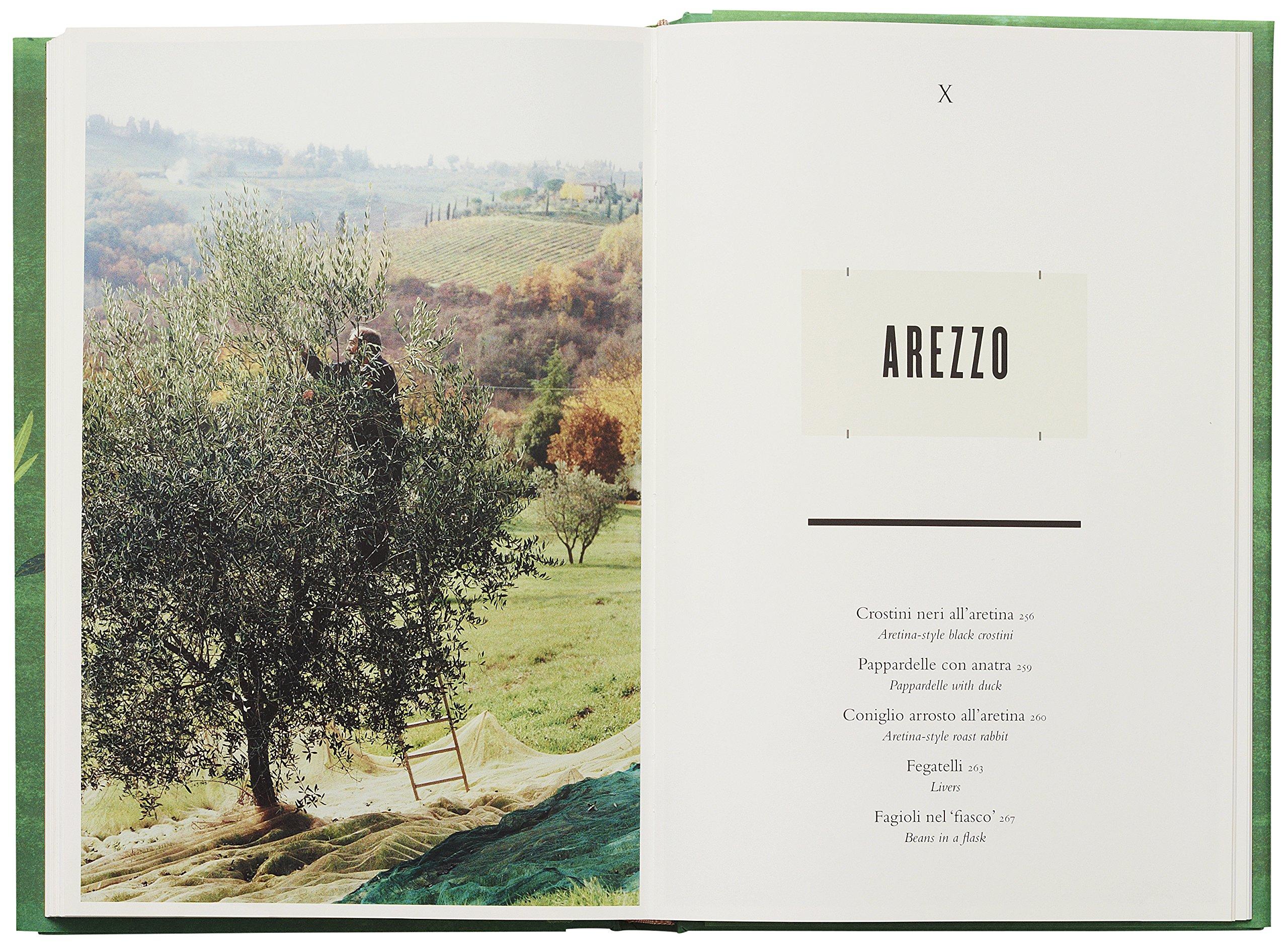 Tuscany: The Silver Spoon Kitchen: 9780714860787: Amazon.com: Books