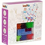 Brackitz Inventor 170 Piece Set: Educational Construction Set - Learning Toys & Building Blocks for Kids