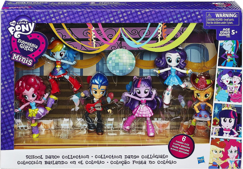 My Little Pony - Equestria Girls Minis Pack de Colección: Amazon.es: Juguetes y juegos