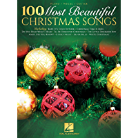 100 Most Beautiful Christmas Songs book cover