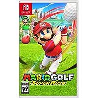 Mario Golf: Super Rush - Nintendo Switch - Standard Edition