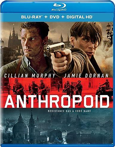 Anthropoid (Blu-ray + DVD + Digital HD)