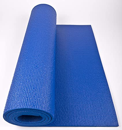 "GoFit Double Thick Yoga Mat - Non Slip, 68"" x 24"""