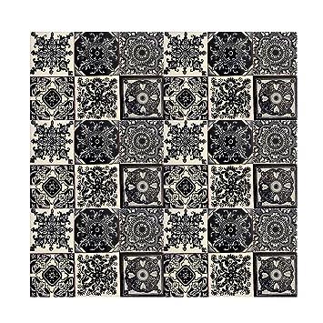 Idan Piastrelle Messicane Talavera | 30 piezzi 10x10 cm | Mattonelle  colorati, decorati | Specchio da parete cucina, bagno, WC | Originale,  invece di ...