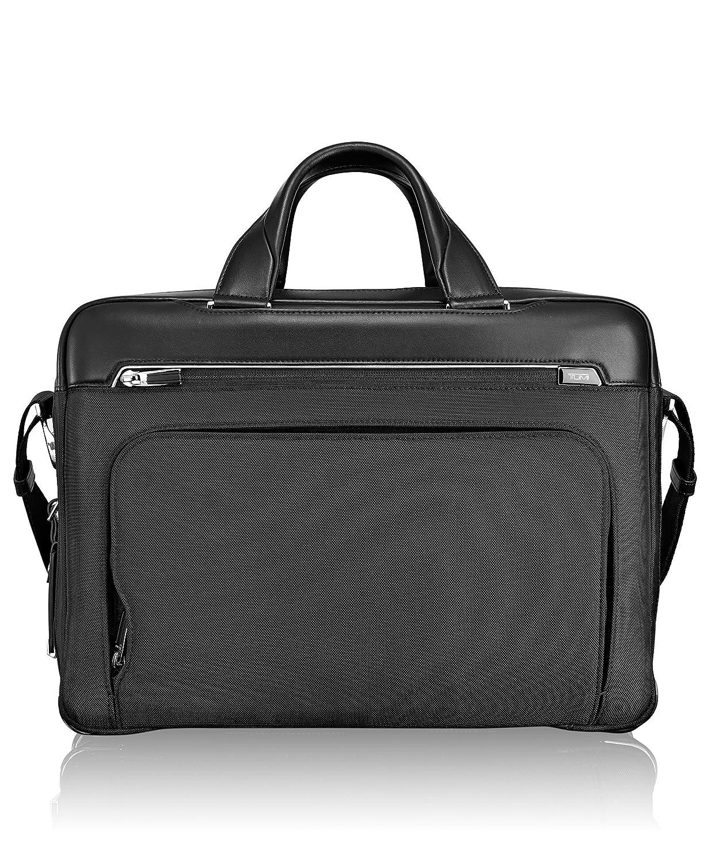 [トゥミ]TUMI 公式 正規品 ビジネスバッグ ARRIVE 「フェアバンクス」ブリーフ 0255003 B01AJKIZ98ブラック