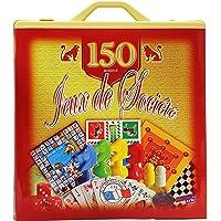 Ferriot Cric 1523 - Mallette - 150 Jeux - Rouge