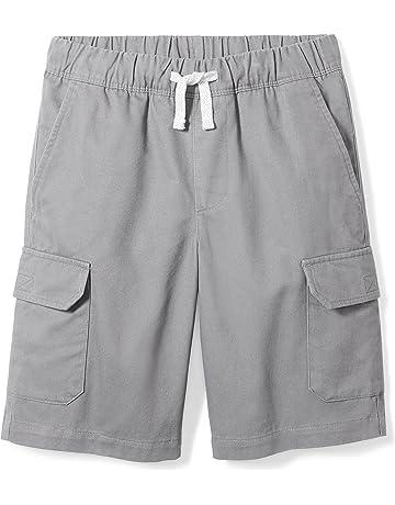 182cbfe27bdd Amazon Brand - Spotted Zebra Boys  Cargo Shorts