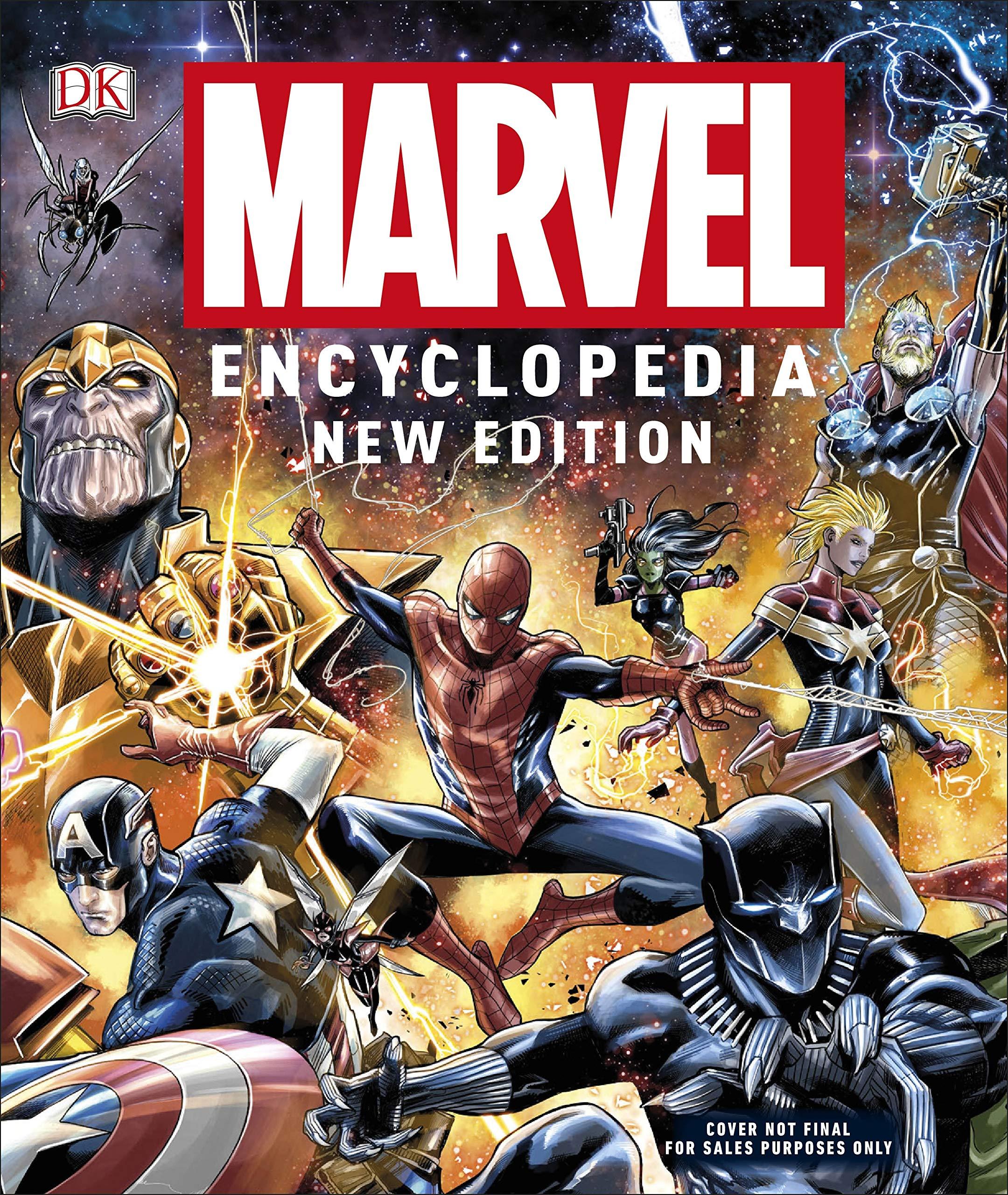 Marvel Encyclopedia Ebook