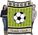 Soccer Blanket Throw