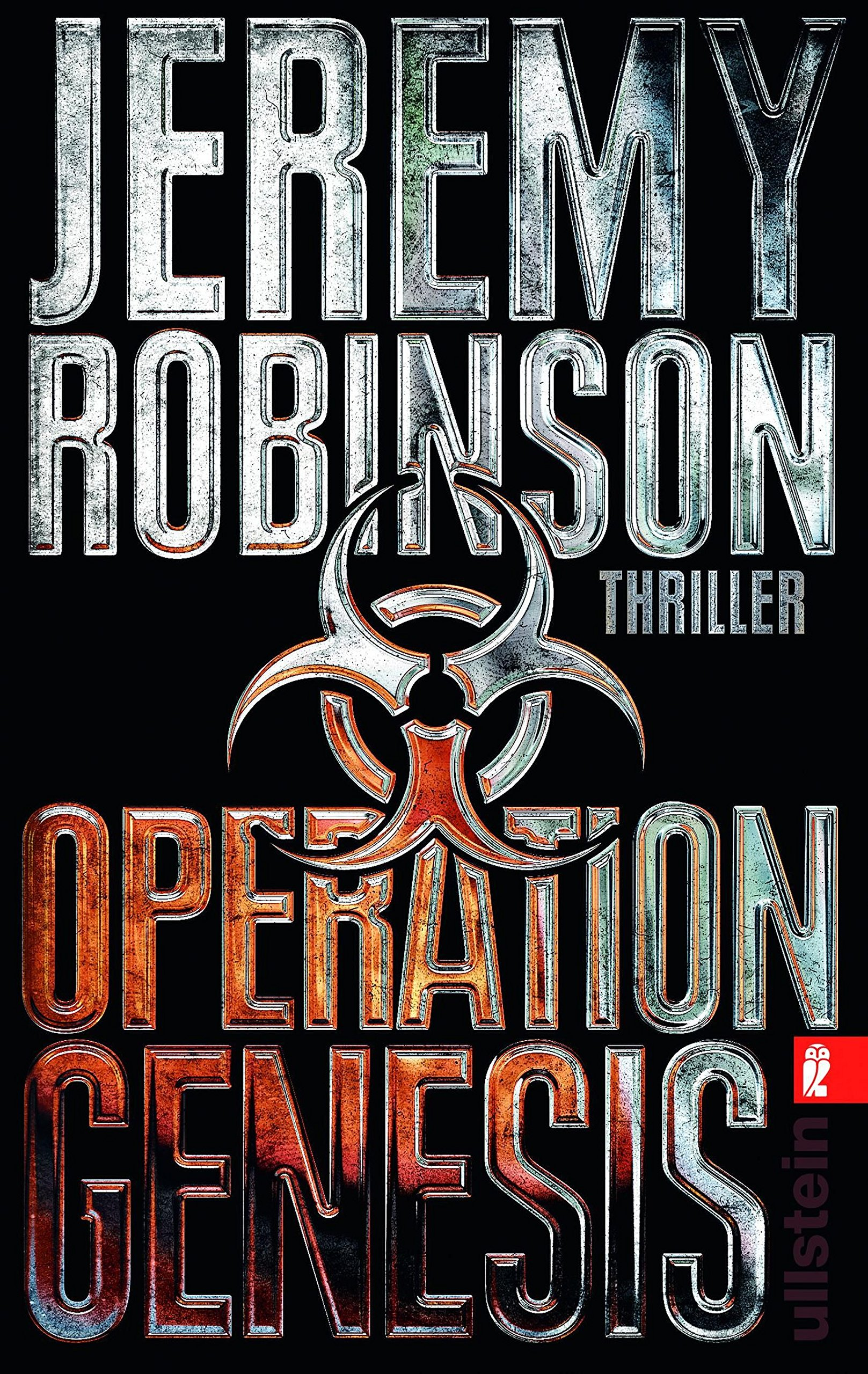 Operation Genesis (Ein Delta-Team-Thriller, Band 2)