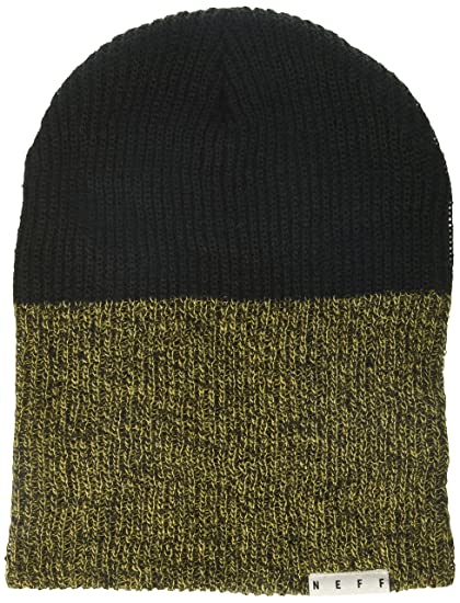 Amazon.com  NEFF Men s Duo Knit Slouchy Beanie 02015cc6512