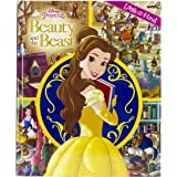 Disney Princess Beauty and the Beast Look and Find® Book Hardcover (PiKids Media) Phoenix International - ISBN 9781503722743
