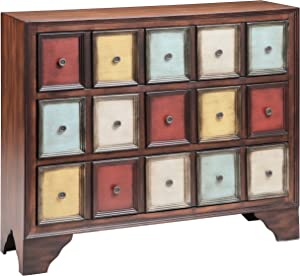Stein World Furniture Brody Accent Chest, Multi-Colored