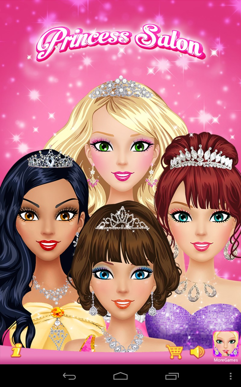 Amazon princess salon kindle tablet edition appstore for android solutioingenieria Images