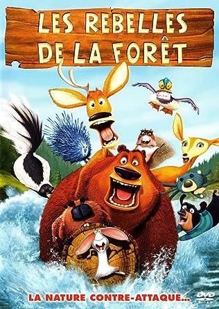 Les Rebelles De La Forêt Dvd Blu Ray Amazon Fr