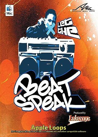 Amazon com: Let The Beat Speak - Lukecage - Hip Hop Apple Loops for