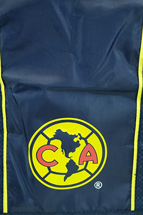 Amazon.com : Club America Authentic Official Licensed Soccer Drawstring Cinch Sack Bag 007 : Sports & Outdoors