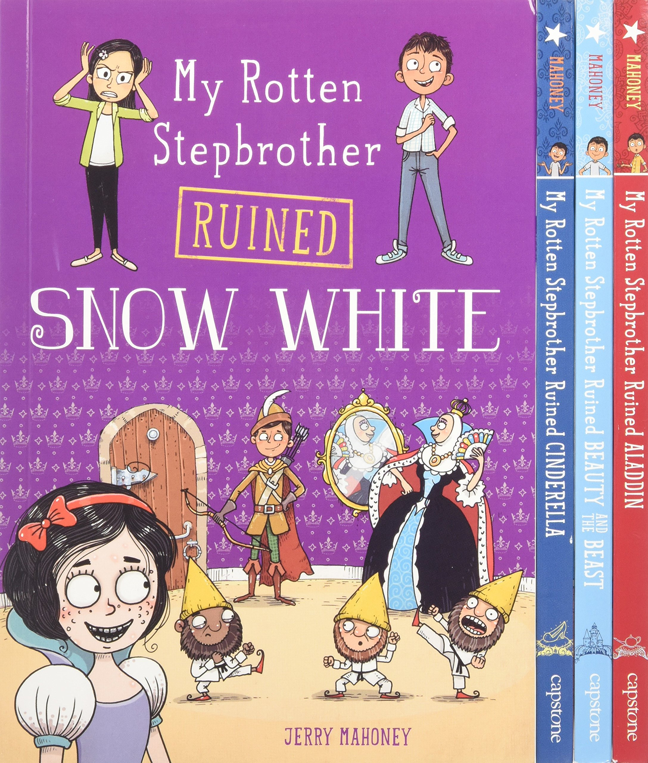 Read Online My Rotten Stepbrother Ruined Fairy Tales PDF