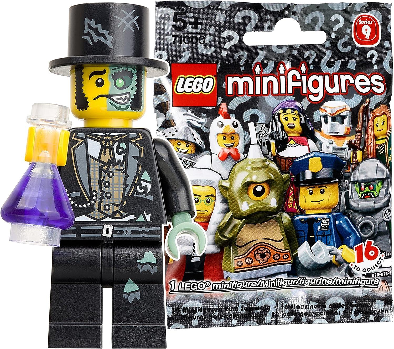 Lego 71000 Series 9 Minifigure Mr. Good and Evil