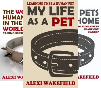 Human Pets 3 Book Series Kindle Edition