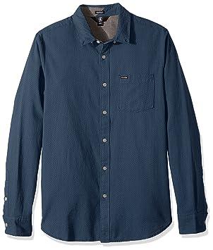 Volcom Micro Dot Camisa de Manga Larga 17203b158a735