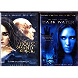 Dark Water , House of Sand and Fog : Jennifer Connelly 2 Pack