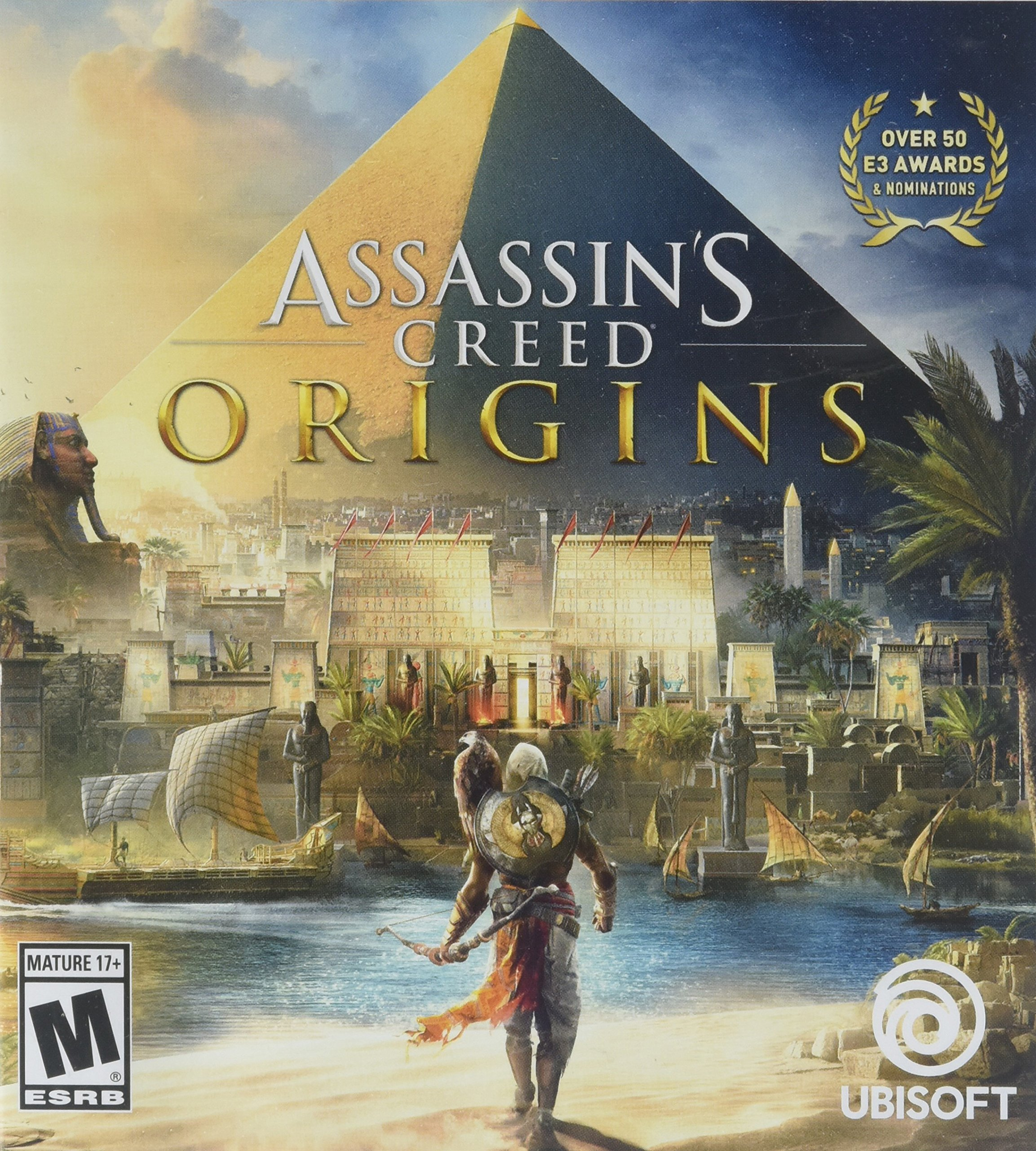Assassin's Creed Origins – PlayStation 4 Standard Edition
