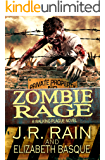 Zombie Rage (Walking Plague Trilogy Book 2)