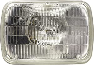 SYLVANIA H6054 Basic Halogen Sealed Beam Headlight 142x200, (Contains 1 Bulb)
