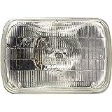 SYLVANIA H6054 Basic Halogen Sealed Beam Headlight 142x200, (Contains 1 Bulb)